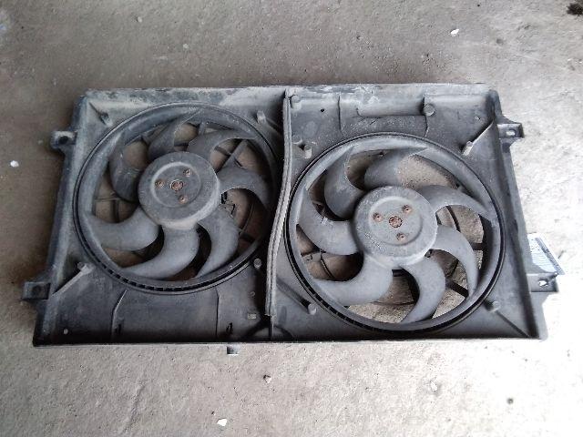 Használt 0130303881 Vízhűtő ventilátor / Hűtőventilátor Alkatrész