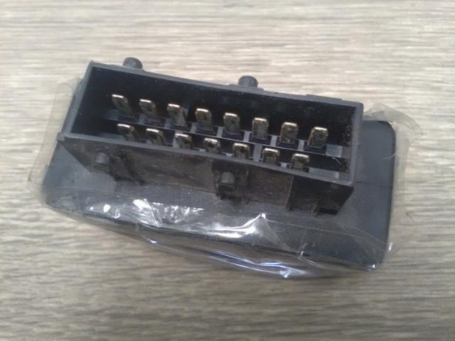 Használt 03723 Üzemanyag szivattyú / AC pumpa relé Alkatrész