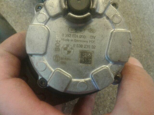 Használt 0392024060 Vízpumpa / Vízszivattyú / Keringető szivattyú Alkatrész