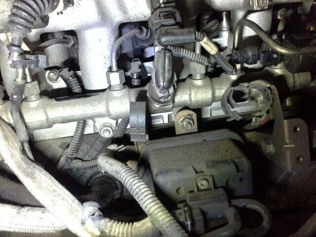 Használt 0445215008 Üzemanyag / Benzin / Dízel elosztó cső / csillag Alkatrész