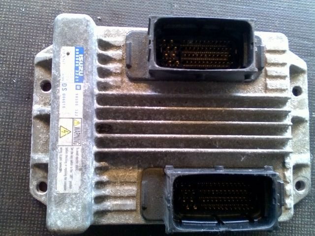 Használt 1125000201 Motorvezérlő egység / ECU / PCM modul Alkatrész