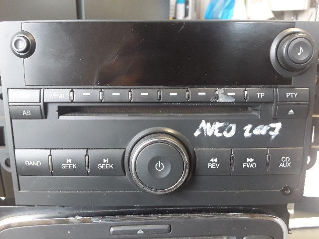 Használt 1220008070F101 Autórádió / CD fejegység / Hifi audio / Kezelőegység Alkatrész
