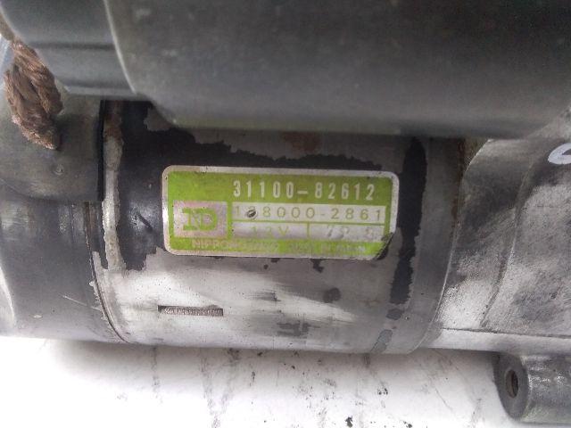 Használt 1280002881 Önindító / Indítómotor Alkatrész