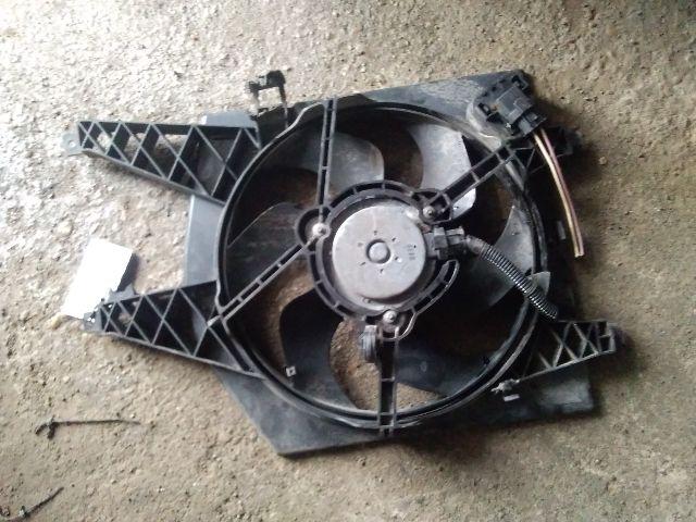 Használt 1831966000 Vízhűtő ventilátor / Hűtőventilátor Alkatrész