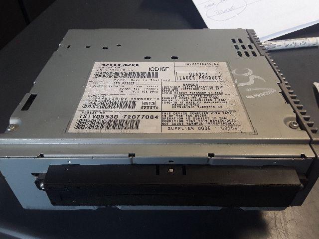 Használt 1CD16F Autórádió / CD fejegység / Hifi audio / Kezelőegység Alkatrész