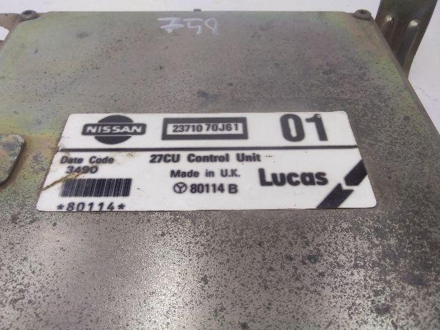 Használt 2371070J61 Motorvezérlő egység / ECU / PCM modul Alkatrész