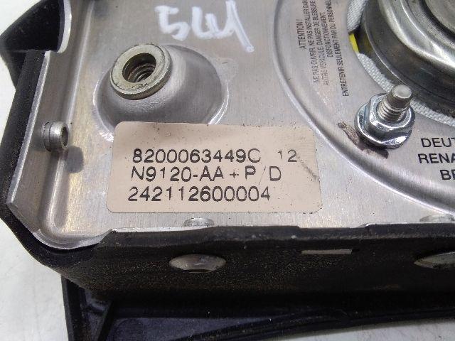 Használt 242112600004 Kormány (vezető oldali) légzsák Alkatrész
