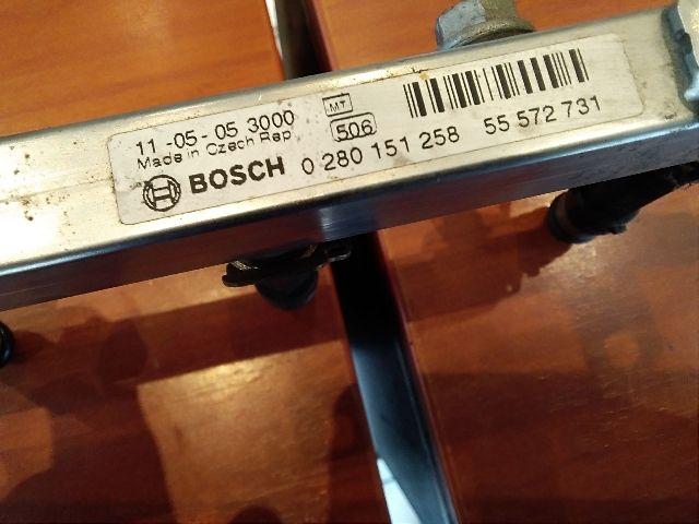 Használt 24420543 Injektor / Porlasztó csúcs / Befecskendező (híd / szett) Alkatrész
