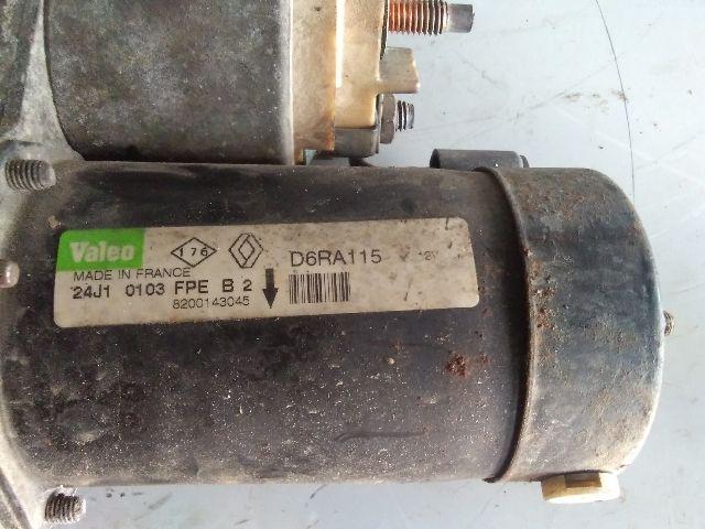 Használt 24J10103FPEB2 Önindító / Indítómotor Alkatrész