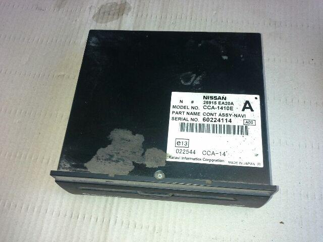 Használt 25915EA20A iDrive vezérlő / Navi / DVD / TV / Kamera / Video Modul Alkatrész