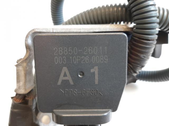 Használt 2885026011 Akkumulátor vezérlő Alkatrész