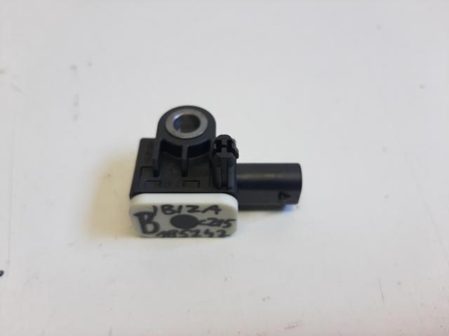 Használt 2H0959351 Légzsák oldalütés érzékelő bal első Alkatrész