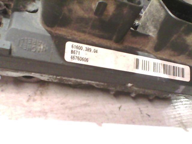 Használt 46774357 Motorvezérlő egység / ECU / PCM modul Alkatrész