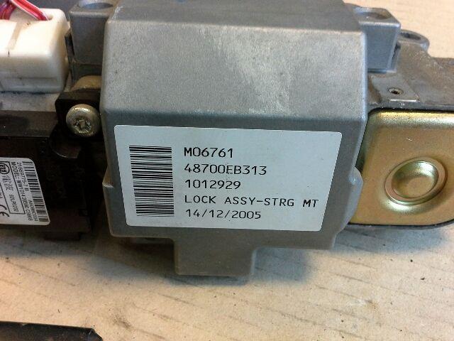 Használt 48700EB313 Gyújtáskapcsoló elektromos Alkatrész