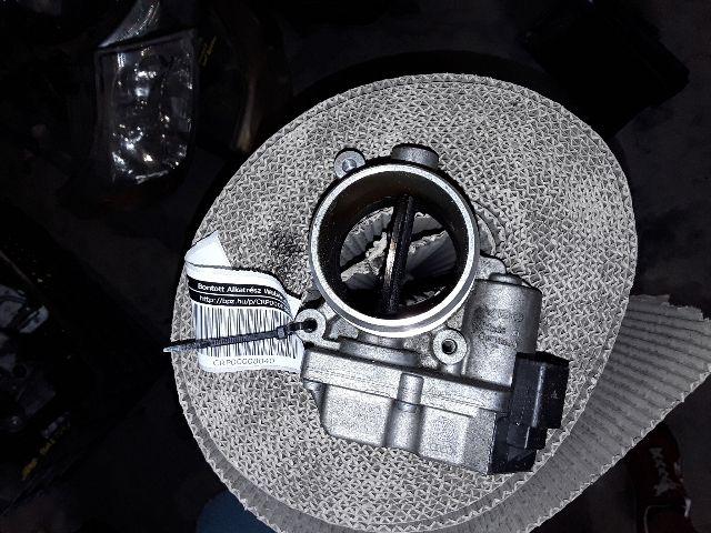Használt 4E0145950C Fojtószelep / Fojtószelepház (elektromos) Alkatrész
