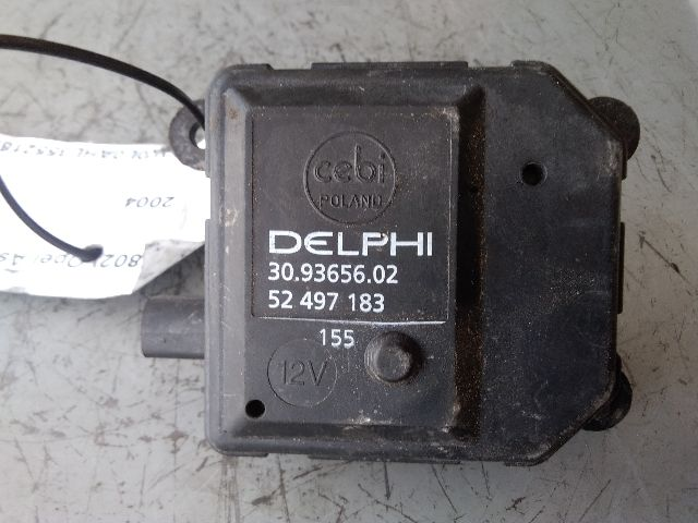 Használt 52406339R05 Fűtés állító motor Alkatrész