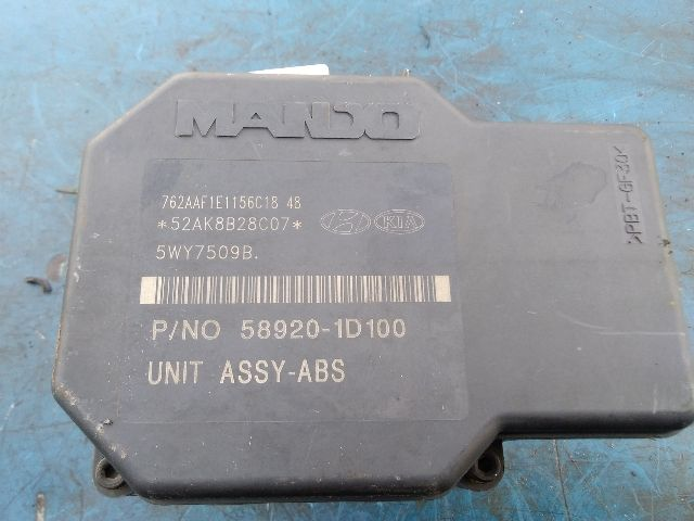 Használt 589201D100 ABS kocka / ABS tömb / Blokkolásgátló vezérlő Alkatrész