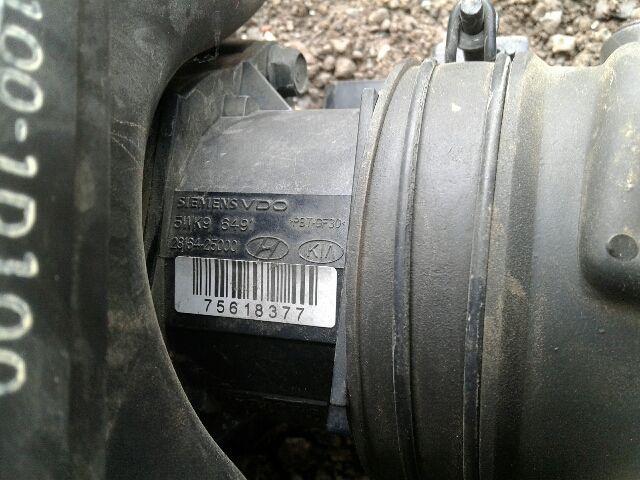 Használt 5WK9649 Légtömegmérő / Légmennyiségmérő Alkatrész