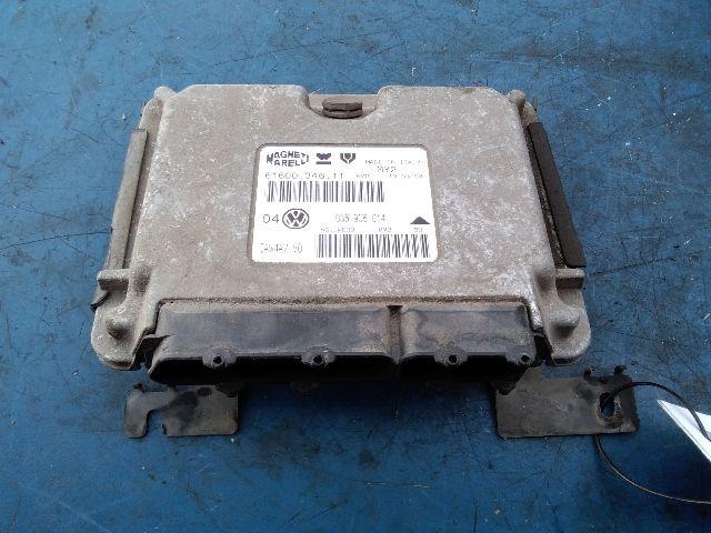 Használt 6160046401 Motorvezérlő egység / ECU / PCM modul Alkatrész