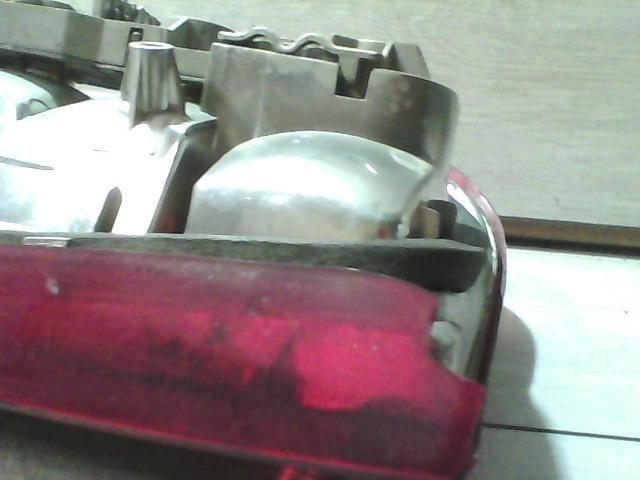 Használt 67732650 Bal hátsó lámpa Alkatrész