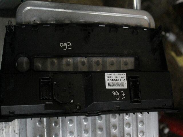 Használt 6946979 Fűtés / Hűtés kapcsoló modul / Klíma vezérlő panel Alkatrész