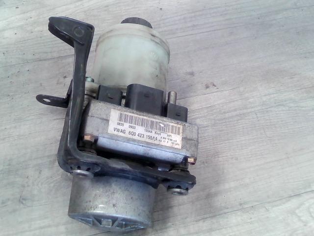 Használt 6Q0423155AA Kormány szervó motor / pumpa / szivattyú (Elektromos) Alkatrész