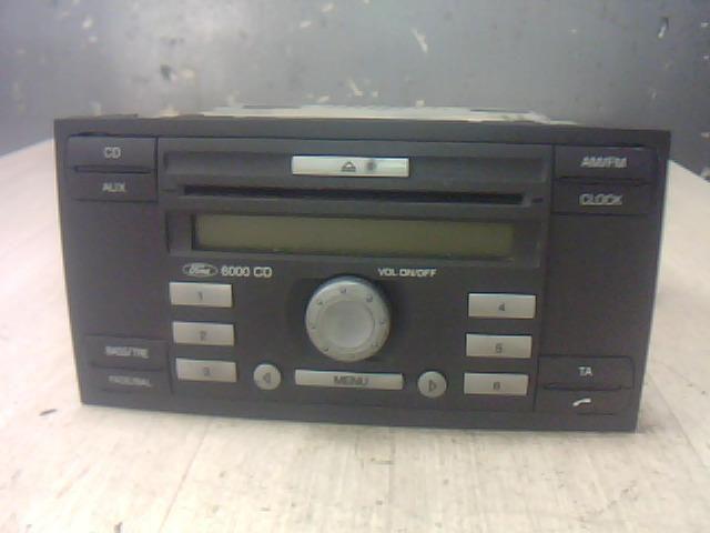 Használt 6s6118c815cd Autórádió / CD fejegység / Hifi audio / Kezelőegység Alkatrész