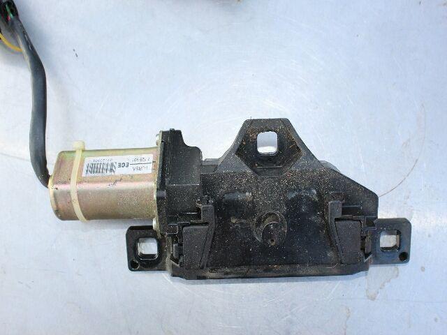 Használt 7129931 Csomagtérajtó motor Alkatrész