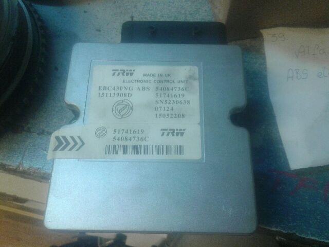 Használt 71740271 ABS vezérlő elektronika Alkatrész