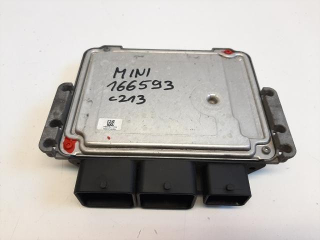 Használt 7600076 Motorvezérlő egység / ECU / PCM modul Alkatrész