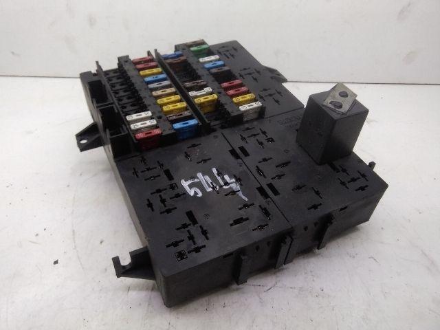Használt 7703297587 Biztosítéktábla / BCM / BSI / BSM / SAM / GEM modul Utastér Alkatrész