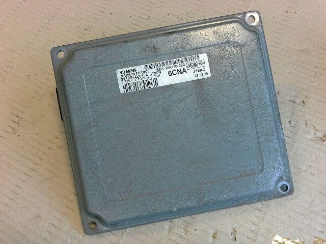 Használt 7M5112A650AZA Motorvezérlő egység / ECU / PCM modul Alkatrész