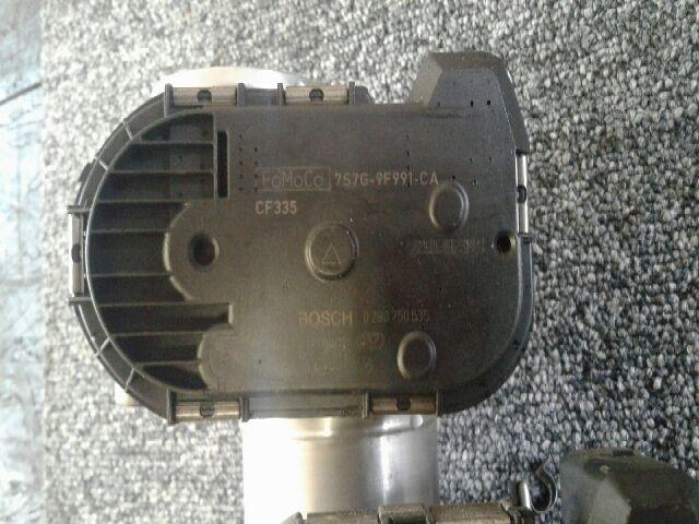 Használt 7S7G9F991CA Fojtószelep / Fojtószelepház (elektromos) Alkatrész