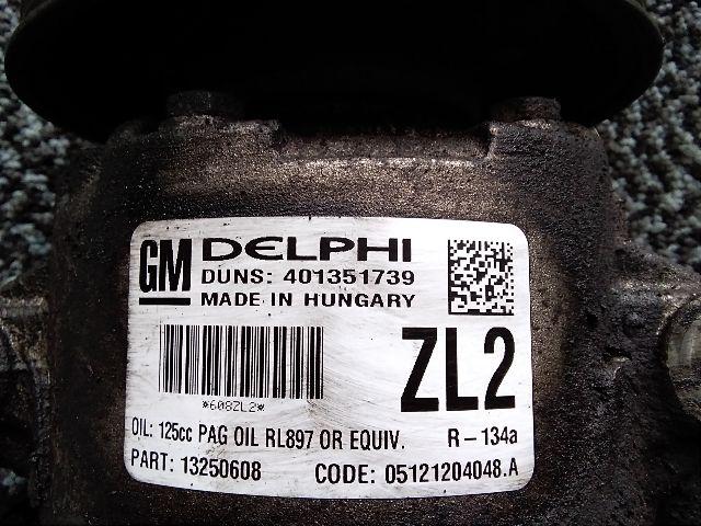 Használt 95516237 Klímakompresszor Alkatrész