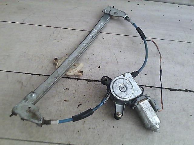 Használt 9636619480 Bal hátsó ablakemelő szerkezet (elektromos) Alkatrész