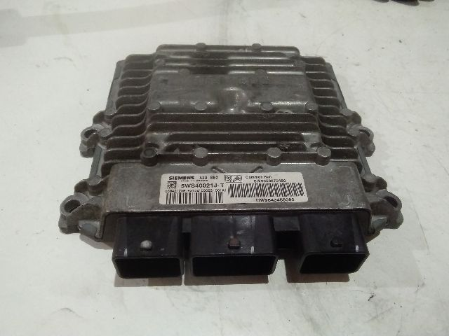 Használt 9650670480 Motorvezérlő egység / ECU / PCM modul Alkatrész