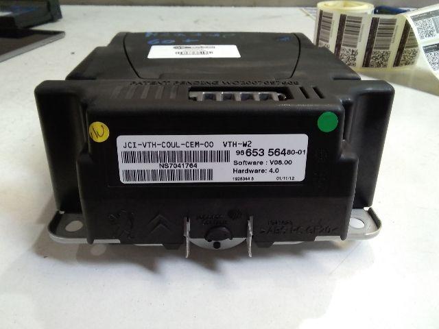 Használt 9665356480 Multifunkciós / központi kijelző Alkatrész