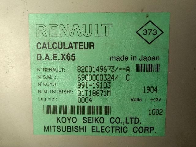 Használt 99119103 Szervó szivattyú vezérlő / modul Alkatrész