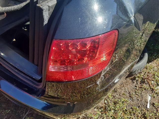 Használt AUDI A6 C6 3.0 TDi Jobb külső hátsó lámpa Alkatrész