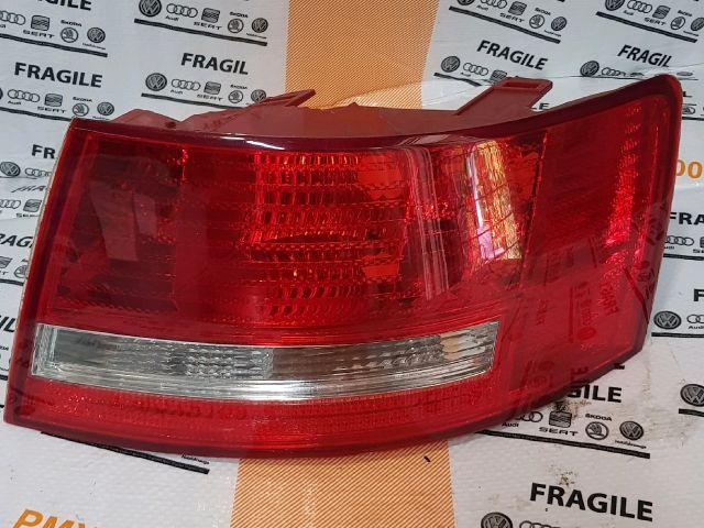 bontott AUDI A6 C6 Jobb Külső Hátsó Lámpa