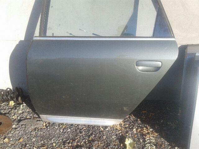 Használt AUDI ALLROAD Bal hátsó ablak / ajtóüveg Alkatrész