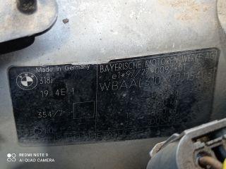 bontott BMW 3 E46 Fojtószelep Jeladó