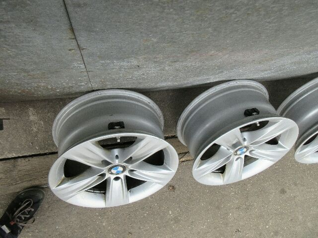 Bontott BMW Alufelni / Könnyűfém Kerék Szett Alkatrész