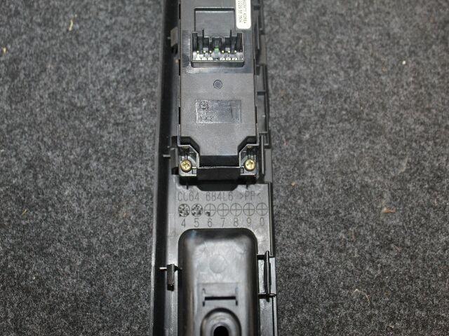 Használt CC2966350A Ablakemelő és tükör állító kapcsoló Alkatrész