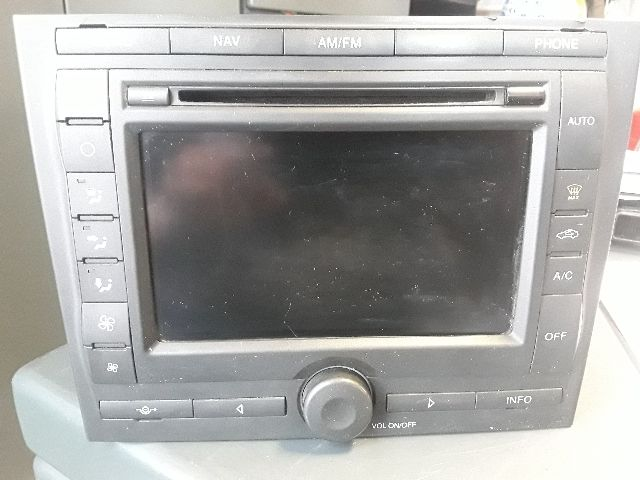 Használt CZI149490 Autórádió / CD fejegység / Hifi audio / Kezelőegység Alkatrész