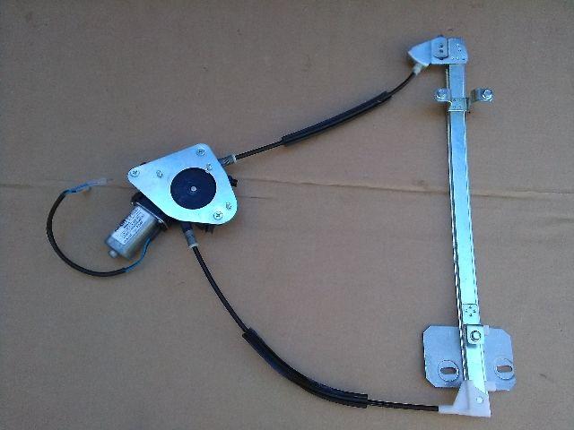 Használt FORD FIESTA IV Jobb első ablakemelő szerkezet (elektromos) Alkatrész