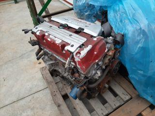 bontott HONDA CIVIC Komplett Motor (Segédberendezésekkel)