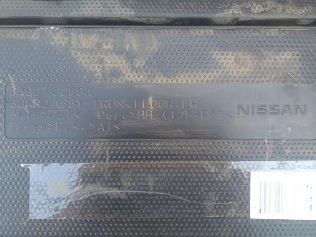 Használt INFINITI G 37 Csomagtér kárpit Alkatrész