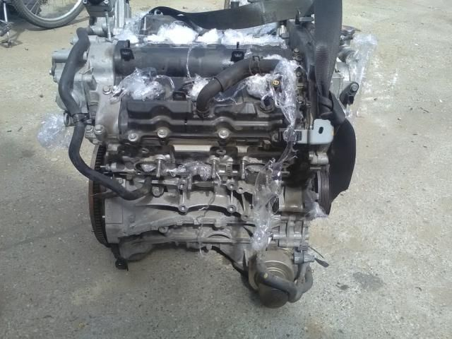 Használt INFINITI G 37 Motor, benzin (fűzött blokk hengerfejjel) Alkatrész