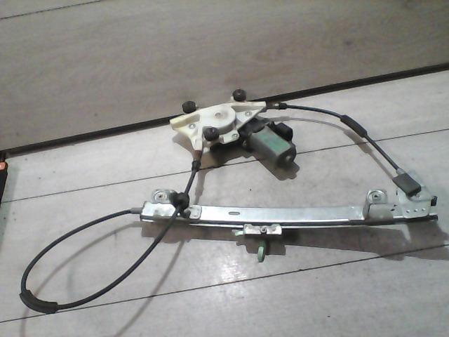Használt LANCIA LYBRA 2.0 20V (839AXC11, 839AXC1A) Jobb hátsó ablakemelő szerkezet (elektromos) Alkatrész